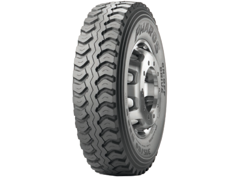 315/80R22,5 TL 156/150K M+S Pharos On/Off DRIVE PIRELLI group